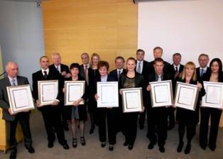 Među nagrađenim Valamarovim zaposlenicima i njihovi rabački turistički djelatnici