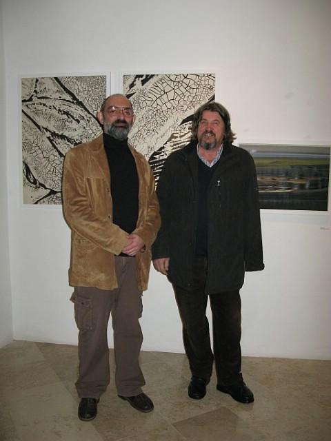 Vinko Šaina svoje radove predstavio na izložbi `Antun Motika i istarski grafičari III` u Puli