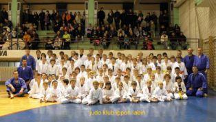 Održano prvenstvo Istre u judu