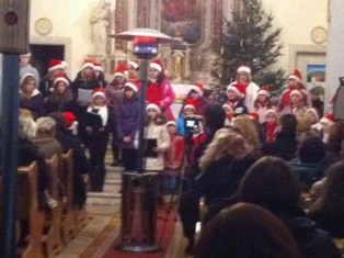 Izuzetan Božićni koncert učenika čepićke Osnovne škole