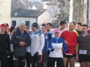 Labinski trkači i dalje uspješni u Riječkoj zimskoj ligi