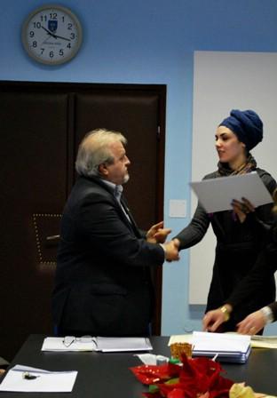 Raški načelnik primio nagrađene stipendiste