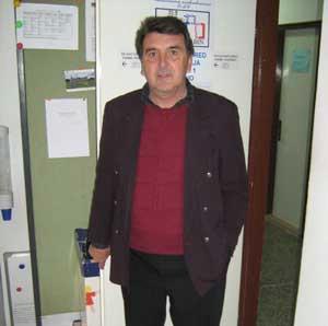 Jakov Modrušan predsjednik NK Rudar,gostovao na Radio Labinu