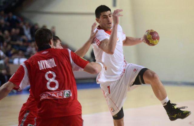 Luka Stepančić s dva pogotka debitirao za rukometnu reprezentaciju RH protiv Norveške