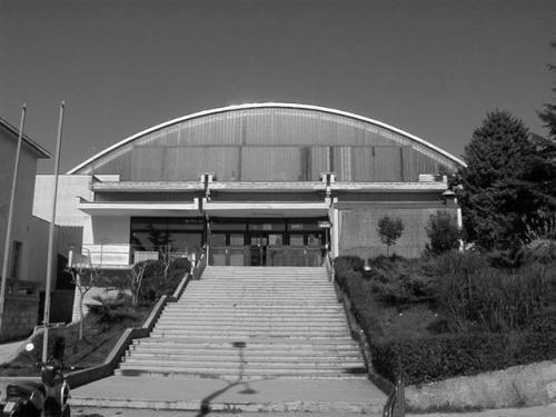 ZIMSKA MALONOGOMETNA LIGA LABINŠTINE: Santa Domenica i dalje na čelu + fotogalerija zatečenog stanja labinske sportske dvorane