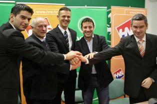 IDS i HNS potpisali sporazum o suradnji, HSU podržao Kajina