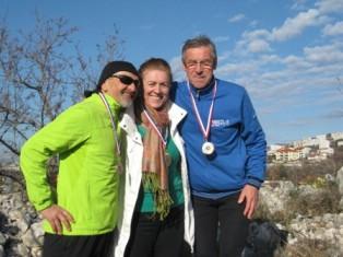 Lučano Sošić na drugom mjestu nakon 5. kola Riječke zimske lige u trčanju