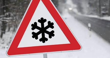 Snijeg nije donio probleme u prometu