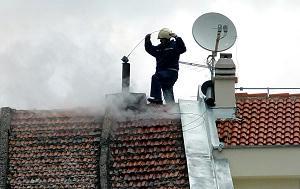 Požar dimnjaka u obiteljskoj kući u naselju Štrmac - izbjegnite tragične događaje!