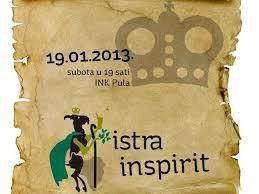 """Krunidba projekta """"Istra Inspirit"""""""
