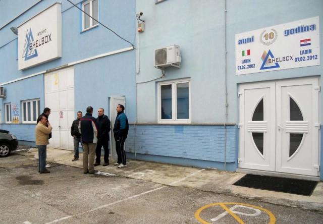 Labin: Shelbox obustavlja proizvodnju mobilnih kućica