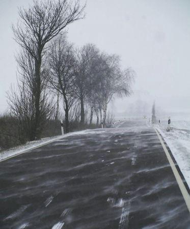 Snijeg i bura! Oprez!