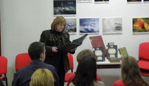 U sklopu međunarodnog natječaja u antologiju `Najljepše ljubavne pjesme` uvršten je i rad Labinjanke Nade Milenkovski