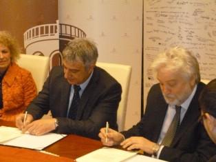 Potpisan sporazum o suradnji između labinske i bajske osnovne škole