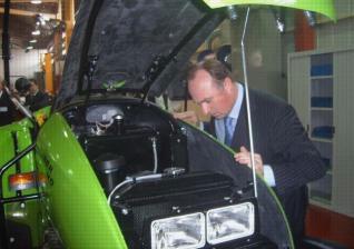 Polančec danas otvorio novu proizvodnu liniju traktora