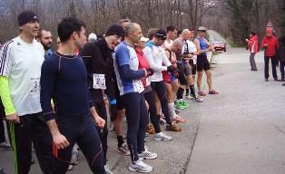 Održano 7. kolo Riječke zimske lige u trčanju
