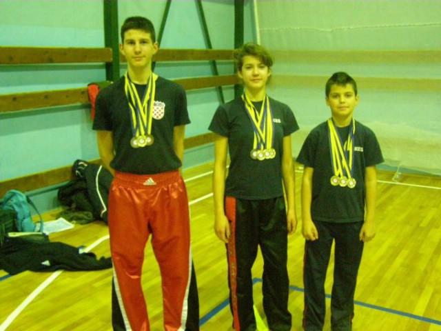 Labinjani osvojili 10 odličja na `USK open 2013.- Otvoreno prvenstvo Unsko-Sanskog kantona 2013