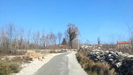 Postavljanje javne rasvjete u naselju Presika