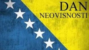 Večeras: Vijeće bošnjačke nacionalne manjine obilježava Dan neovisnosti Bosne i Hercegovine