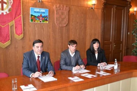 Održana konferencija za medije gradonačelnika Tulia Demetlike - pri kraju izrada kulturne strategije grada