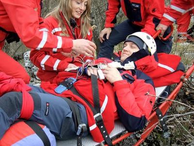 GSS na Skitači održao vježbu spašavanja