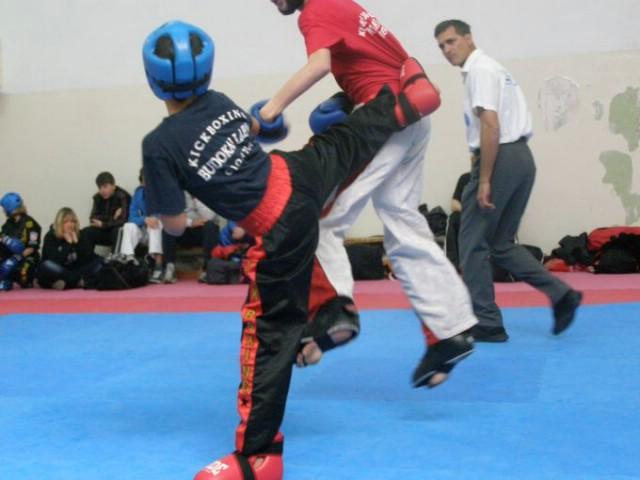 Filipu Grbiću brončana medalja na Prvenstvu Hrvatske u kickboxingu za starije kadete
