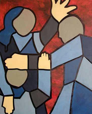 Evidentiran veliki broj nasilja u obitelji u 2007.godini