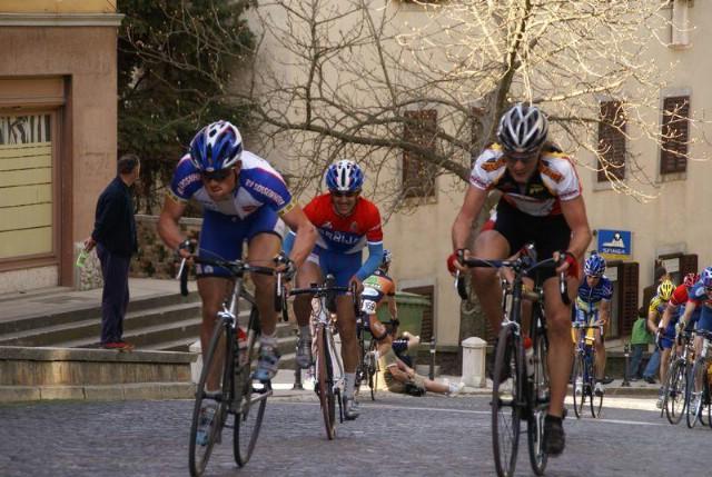 U Labinu etapni cilj biciklističke utrke (Obavijest o ograničenom prometu)