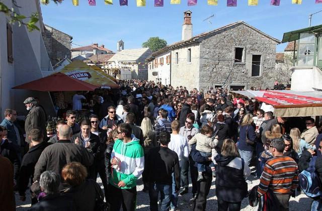 Gračišće: 11. smotra vina središnje Istre