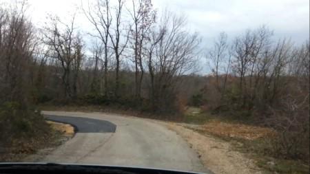 Radovi na sanaciji nerazvrstanih cesta