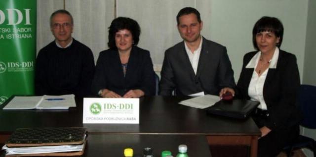 Glorija Paliska Bolterstein kandidatkinja za načelnicu Raše
