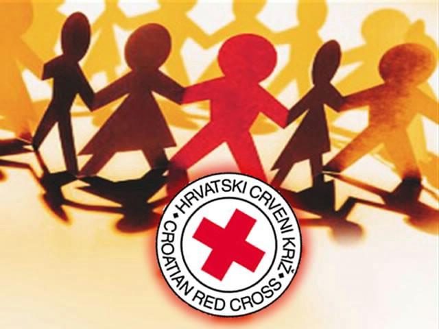Crveni križ Labin: Povodom Uskrsa podijeljeno 60 paketa