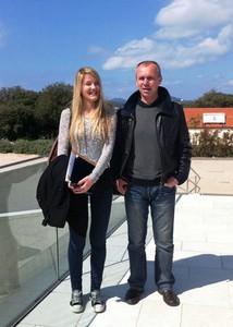 Učenica Ana Šumberac i profesor Đani Žufić osvojili 2. mjesto na državnom natjecanju iz matematike