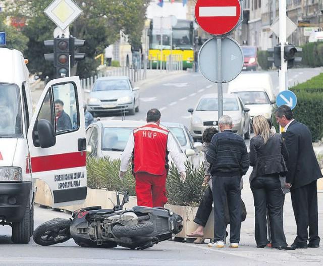 Od Ministarstva zatražena još dva hitna medicinska tima za centralnu Istru i Labin