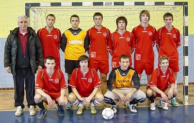 Labinski srednjoškolci pobjednici u županijskom prvenstvu u malom nogometu