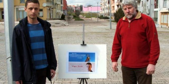 Vigor Kiršić kandidat za gradonačelnika