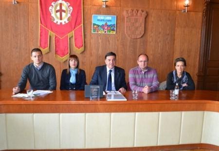 Labinu 1. mjesto Udruge gradova u RH u području suradnje s građanima i civilnim društvom