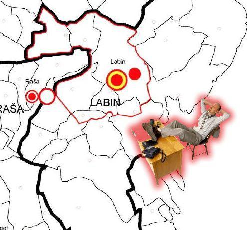 Odsjek za prostorno uređenje i planiranje nova jedinica unutar gradskih struktura