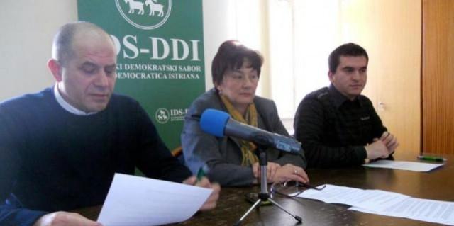 IDS Labin: Hrvatska je više od lijeve i desne opcije