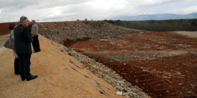 Smeće na deponij Cere do 2015.