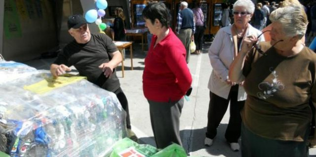 Labin: Reciklaža spašava od poskupljenja