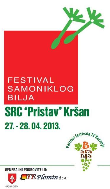 Kršan: Festival samoniklog bilja 27. - 28. 04. 2013. (Program)