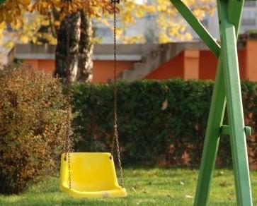 Završni radovi na dječjem igralištu u Presici