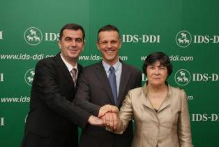Viviana Benussi i Miodrag Čerina IDS-ovi kandidati za zamjenika župana