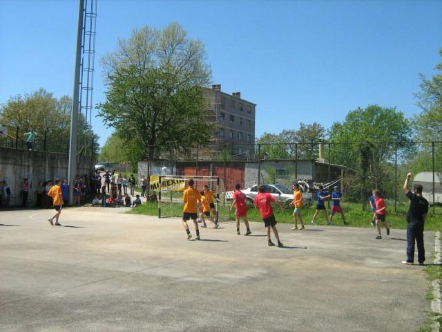 5. Olimpijada onovnih škola Labinštine: u Potpićnu odigrane kvalifikacije u malom nogometu