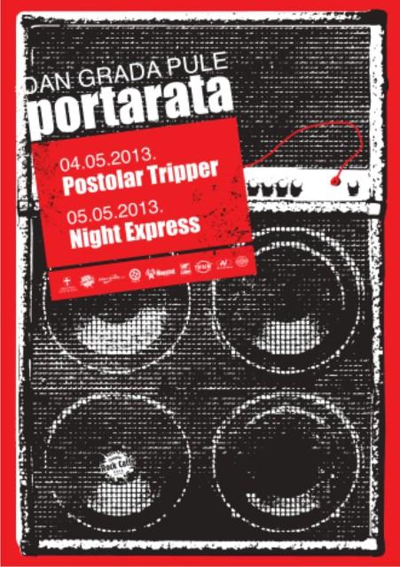 U sklopu Gitarijade Pula 2013 nastupaju i labinski bendovi
