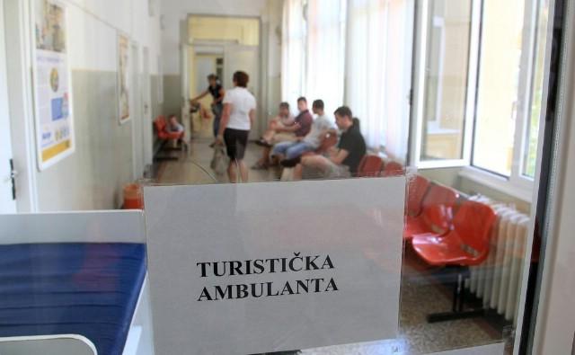 U Labinu će turistima na raspolaganju biti samo jedan liječnički tim