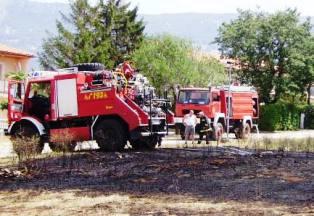 Labinski gradonačelnik čestitao Međunarodni dan vatrogasaca i blagdan sv. Florijana, njihova zaštitnika