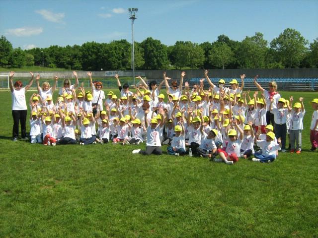 Održan 12. Olimpijski festival dječjih vrtića Labinštine - pobjednici `Žabice`, Fair Play Leptirićima