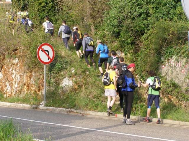 U subotu 3.Labinjonski trekk, 40 km Brseč - Skitača